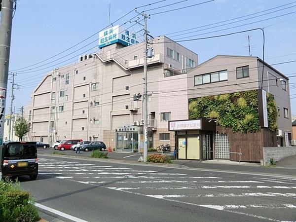 現地周辺聖仁会横浜甦生病院 728m