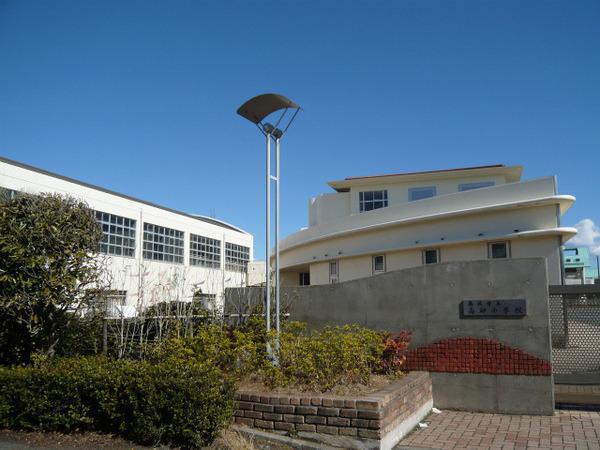現地周辺藤沢市立高砂小学校 715m