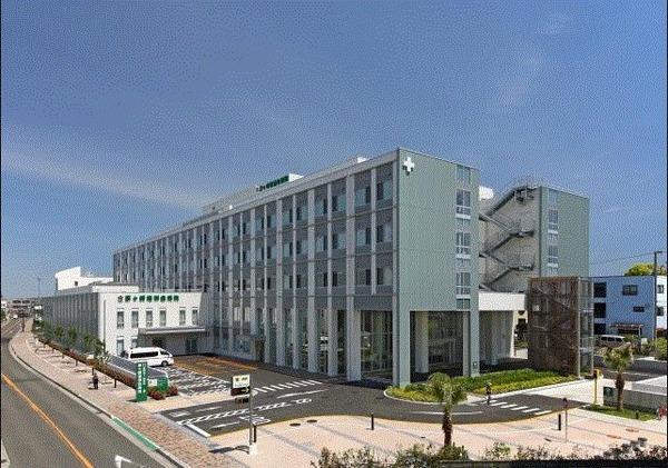 現地周辺医療法人徳洲会茅ヶ崎徳洲会病院 153m
