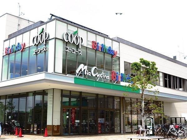 現地周辺ユーコープミアクチーナ湘南辻堂駅前店 842m