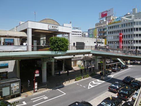 現地周辺藤沢駅南口 1047m