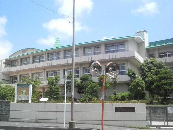 現地周辺藤沢市立藤ケ岡中学校 979m