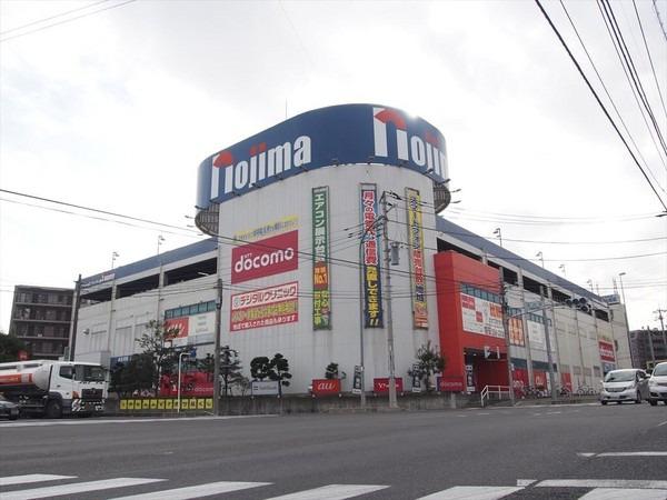 現地周辺ノジマ所沢本店 987m