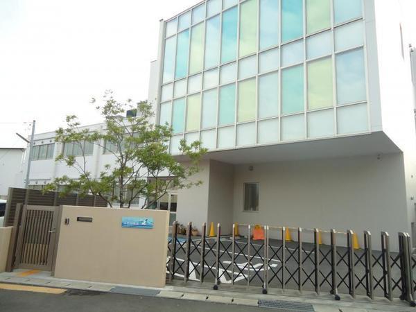 現地周辺高砂幼稚園 810m