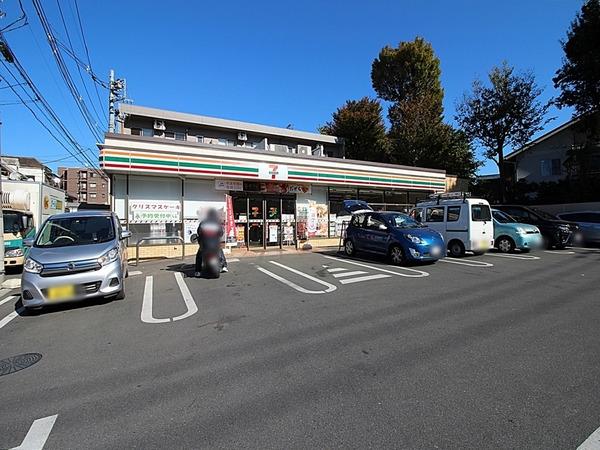 現地周辺セブンイレブン西東京芝久保5丁目店 577m