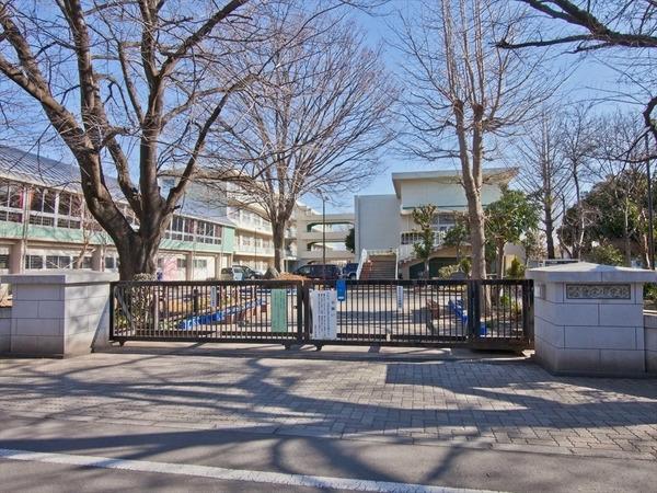 現地周辺所沢市立伸栄小学校 640m