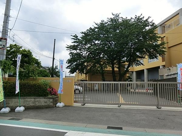 現地周辺海老名市立東柏ケ谷小学校 1278m