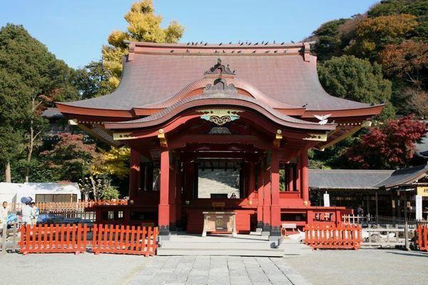 その他その他:鎌倉八幡宮