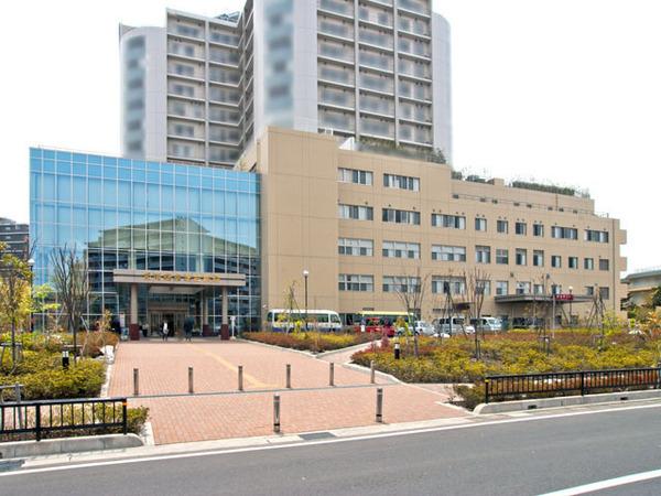 現地周辺医療法人沖縄徳洲会湘南鎌倉総合病院 2643m