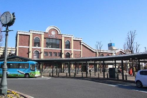 現地周辺若葉駅