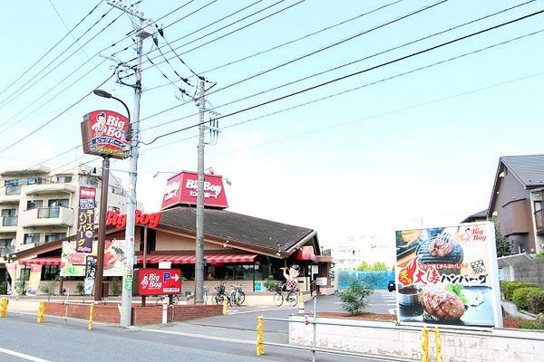 現地周辺ビッグボーイ二子玉川店 1159m