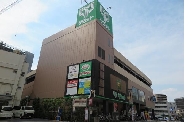 現地周辺サミットストア藤沢駅北口店 1254m