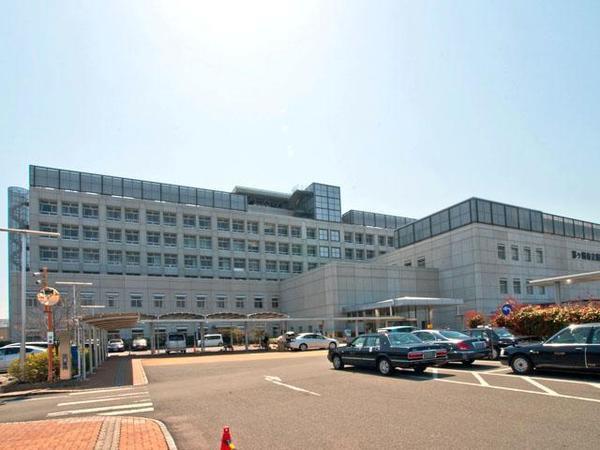 現地周辺茅ヶ崎市立病院 2029m
