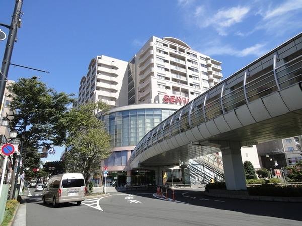 現地周辺西友清瀬店 1460m