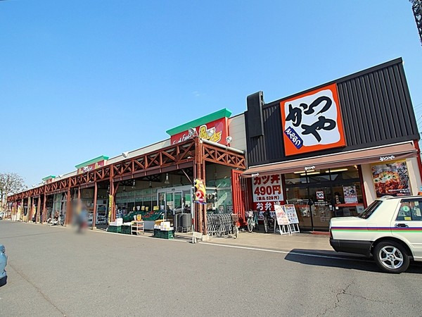現地周辺パワーラークス東久留米店 796m