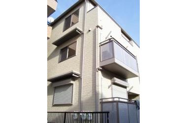 綱島 徒歩12分3階1K 賃貸アパート
