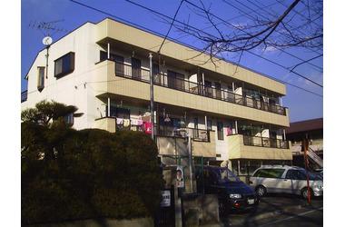 矢川 徒歩5分 3階 3DK 賃貸マンション