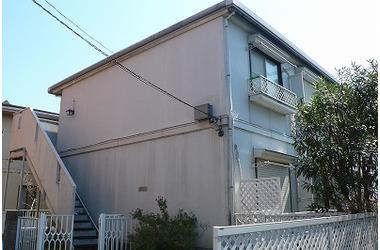 ファミーユツノダ2階1K 賃貸アパート