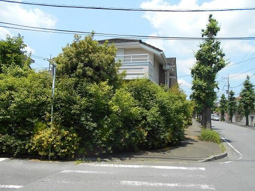 美しが丘西3丁目売地/神奈川県横浜市青葉区美しが丘西3丁目45番地15号