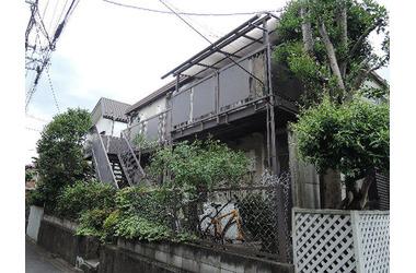 中目黒 徒歩12分1階1K 賃貸アパート
