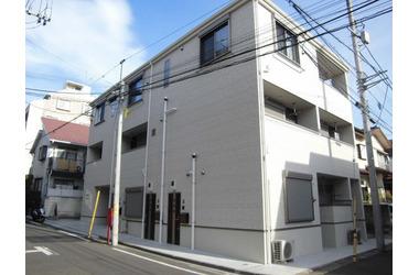 石川台 徒歩3分 2階 1LDK 賃貸アパート
