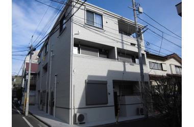 石川台 徒歩3分 1.2階 1LDK 賃貸アパート