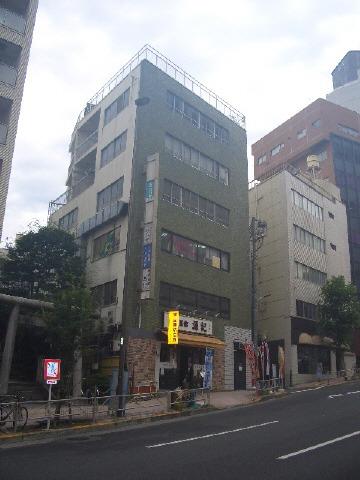 神谷町 徒歩6分 B1階 46.48坪/三貴ビルB1