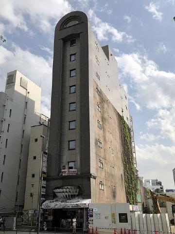 六本木 徒歩1分 2階 26.38坪/パワーハウス六本木ビル