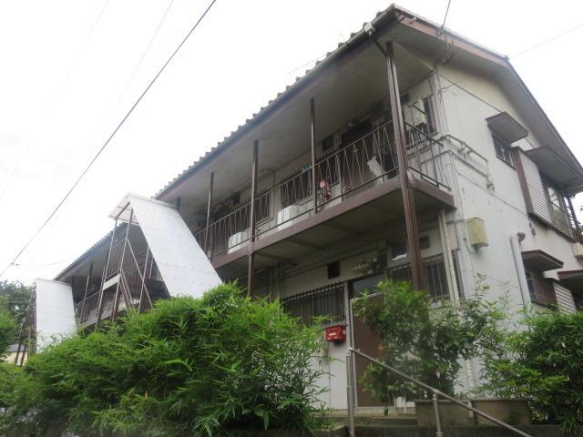 第一宮の谷荘 2階 1DK 賃貸アパート