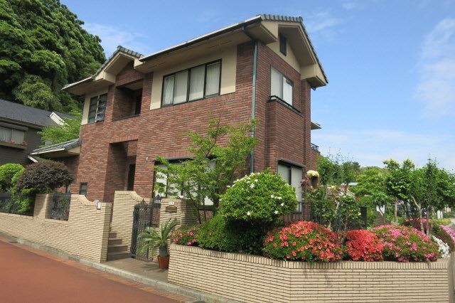 神奈川県横浜市中区本牧和田