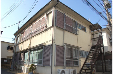 ハルキ荘2階1K 賃貸アパート