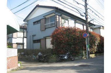 光鱗荘2階1DK 賃貸アパート