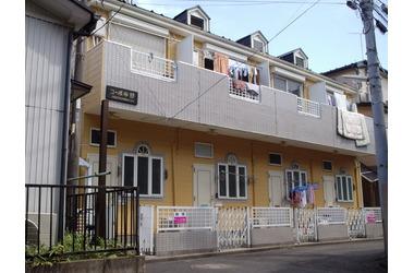 コーポ中野2階1K 賃貸アパート