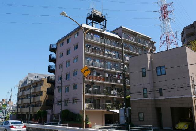 鷺沼さくら公園スカイマンション/神奈川県川崎市宮前区有馬9丁目