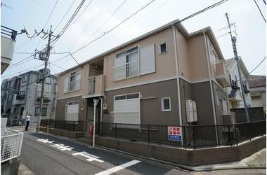 サニーコーポ笹塚1階2DK 賃貸アパート