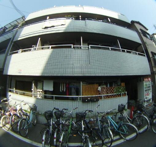 遠里小野728ビル 4階 1R 賃貸マンション