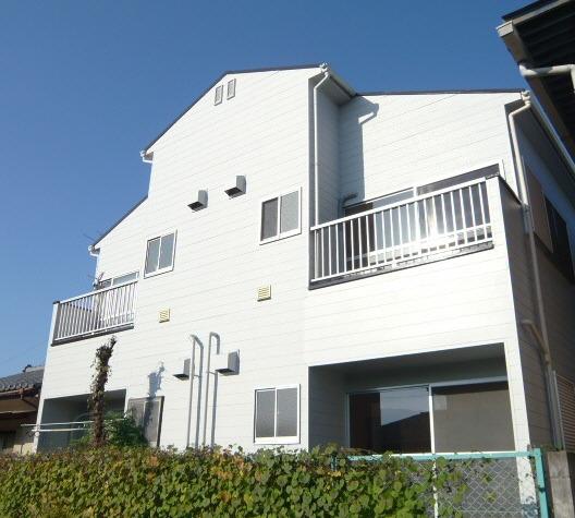 ハイツアマノ 2階 1R 賃貸アパート