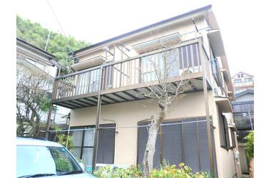 綱島 バス25分 停歩5分2階1DK 賃貸アパート