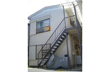 綱島 バス20分 停歩5分2階1DK 賃貸アパート