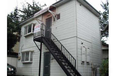 綱島 バス17分 停歩3分2階1LDK 賃貸アパート