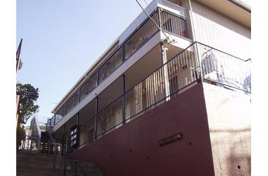 綱島 バス25分 停歩7分2階2DK 賃貸アパート