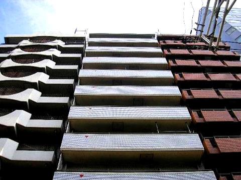 本町 徒歩5分 9階 1R 賃貸マンション