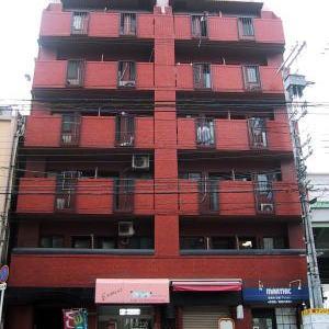 本町 徒歩6分 4階 1R 賃貸マンション