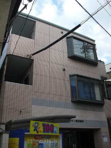 野田 徒歩6分 1階 1K 賃貸マンション
