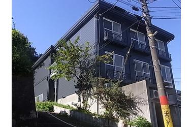 港南中央 徒歩15分 2階 1K 賃貸アパート