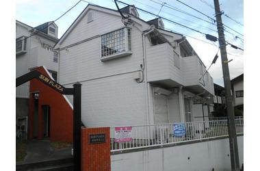 港南中央 徒歩6分 1階 1K 賃貸アパート