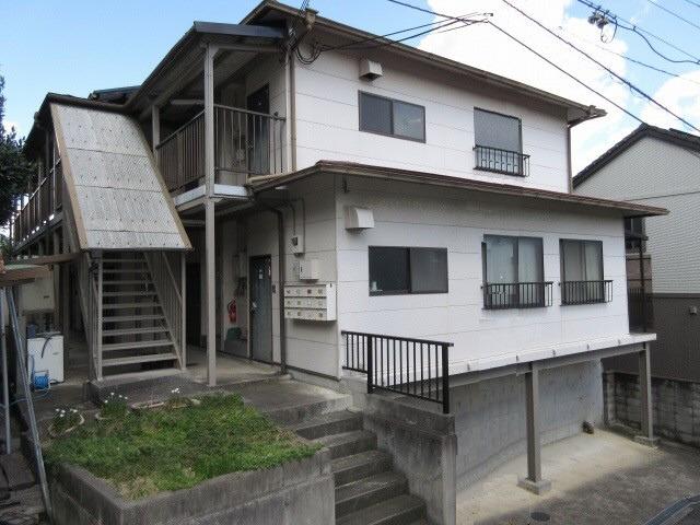 有山荘 1階 1K 賃貸アパート