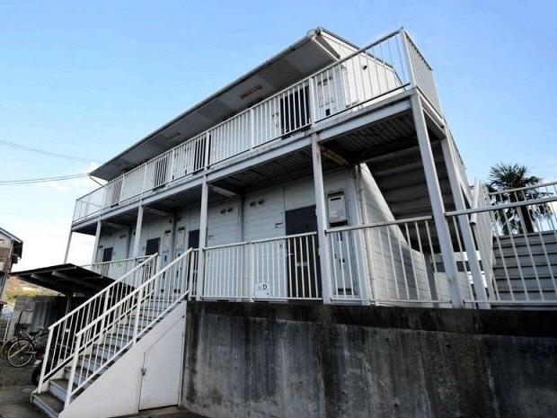 サンシーハウス 2階 1K 賃貸アパート