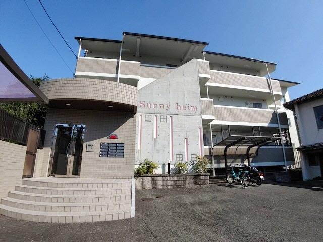 サニーハイム 2階 1K 賃貸マンション