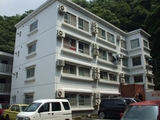 徳島 バス10分 停歩8分 2階 1K 賃貸マンション